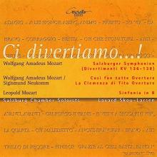 W.A. Mozart - Ci divertiamo...!