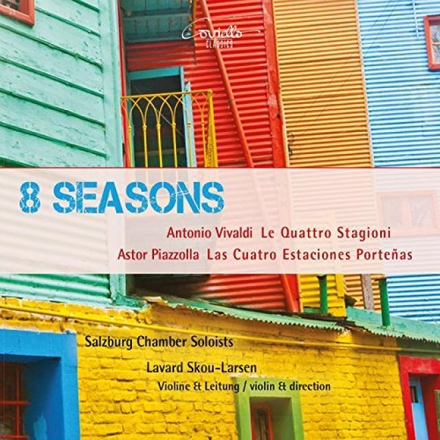 Vivaldi & Piazzolla: 8 Seasons